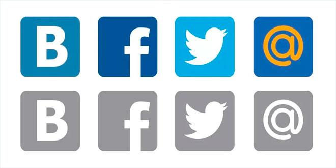 Кнопки социальных сетей для сайта wordpress (кнопки поделиться)