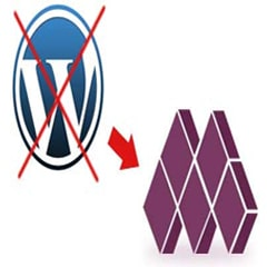 как изменить логотип вордпресс