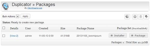 duplicator-package-download