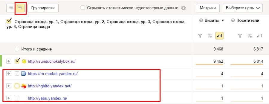 Яндекс метрика как установить на сайт